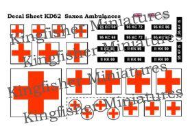 Saxon Ambulances